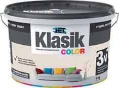 HET klasik color 0218 béžový pískový 4kg