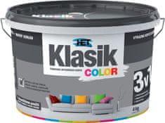 HET klasik color 0167 šedý betonový 4kg