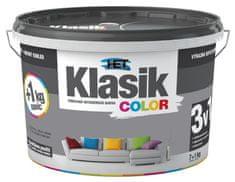 HET klasik color 0167 šedý betonový 7kg + 1kg