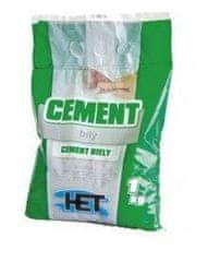 HET cement bílý 3kg
