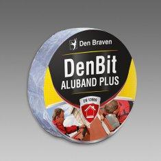Den Braven DenBit ALUBAND Plus Střešní bitumenový pás 75mm x 10m