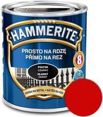 HAMMERITE Přímo na rez Hladký červený 0,25l
