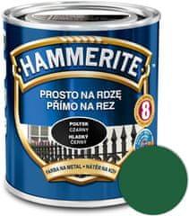 HAMMERITE Přímo na rez Hladký zelený 0,25l