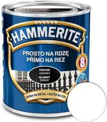 HAMMERITE Přímo na rez Hladká bílá 0,7l