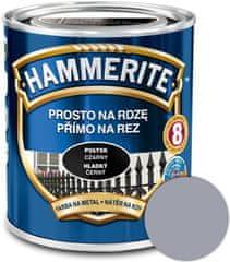 HAMMERITE Přímo na rez Hladký světle šedý 0,7l