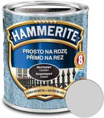 HAMMERITE Přímo na rez Kladivkový stříbrno šedý 0,7l