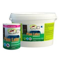 PAMAKRYL Latex univerzál 0,8kg + 0,2kg zdarma - latexový nátěr