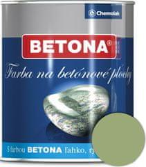 Chemolak U2043 Beton 5075 zelená 2,5l - barva na beton