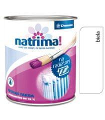 Chemolak Natrima na radiátory bílá 1000 0,6l