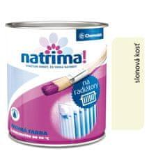 Chemolak Natrima na radiátory slonové kosti 6002 0,6l