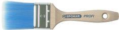 "SPOKAR štětec plochý 81322 - 1,5 ""AKRYL PROFI, dřevěné držadlo"