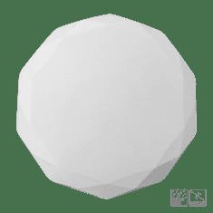 LUXERA LED Stropné prisadené svietidlo IRIDIO 71306 36W okrúhle biele