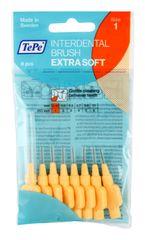 Tepe TePe Extra soft mezizubní kartáčky 0,45 světle oranžové 8 ks
