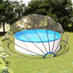 shumee Zastrešenie bazénu 500x250 cm