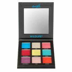 Barry M 12.6g eyeshadow palette wildlife®, 3 pangolin