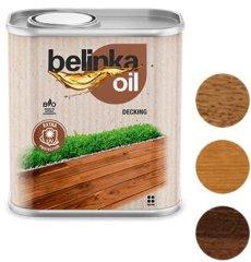 BELINKA Oil Decking 0,75L 203 teak - olej na terasy a zahradní nábytek