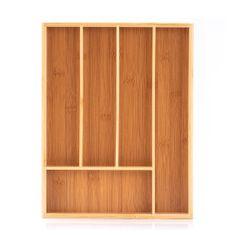 DecoKing Bambusový příborník, 26x34 cm, Paule