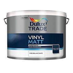 DULUX Trade Vinyl matt Pure Brilliant White bílá 10l
