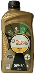 Total olje Quartz Ineo First 0W30, 1 l