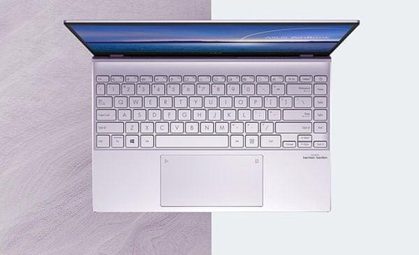 ZenBook 14 (UX425EA-KI358T)  14 palců lehký kompaktní tenký rámeček displeje hliníkové šasi