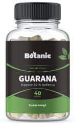 Botanic Guarana 22% kofeinu 40 kapslí