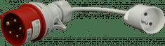 SEZ SA-2 Redukce 400V 5P 16A IP44 SEZ