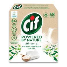 Cif EKO tablety do umývačky All-in-1 38 tabliet