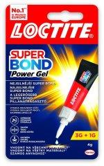 Henkel Lepidlo Loctite® Super Bond Power Gel, 4 g
