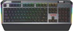Viper Gaming Patriot Viper V765, Kailh White, US (PV765MBWUXMGM)