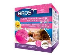 BROS Odpařovač pro děti proti komárům, polštářky 10 ks