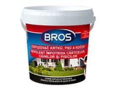 BROS Odpuzovač krtků, psů a koček BROS 350 ml + 100 ml ZDARMA