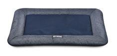 Petproducts Modrá nepromokavá matrace pro psy - 86x57 cm