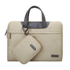 Cartinoe Lamando laptop táska 12'', sárga