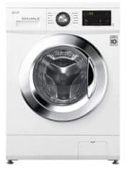 LG F2J3WN5WE Elöltöltős mosógép, 60 cm, 6.5 kg, 1200 fordulat/perc, E energiaosztály, fehér