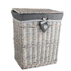 Morex Koš na prádlo šedý P1375