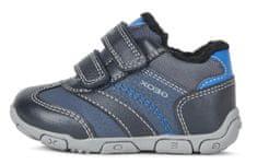 Geox Fiú bélelt sportcipő Balu B1636A 0CEME C4226