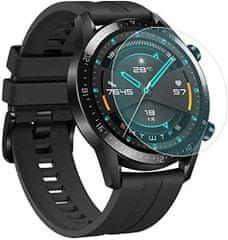 Kisswill zaščitno steklo za pametno uro Huawei Watch GT2, kaljeno, 46 mm