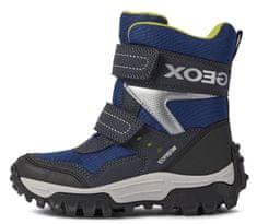 Geox fiú téli bokacsizma Himalaya J163AB 0FUCE C0749