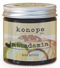 Rebel Brands KONOPE Telové maslo 60 ml - Makadamia - 600mg CBD