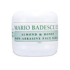 Mario Badescu Pleť ový peeling Almond & Honey (Non-Abrasive Face Scrub) 118 ml