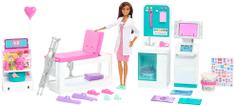 Mattel Barbie Klinika první pomoci s doktorkou Herní set