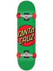 Santa Cruz Skate komplet Santa Cruz Classic Dot Mid Complete 7,8