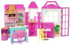 Mattel Barbie Restaurace Herní set
