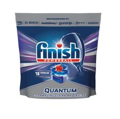 Finish tablete za pomivalni stroj Quantum, 18 kosov