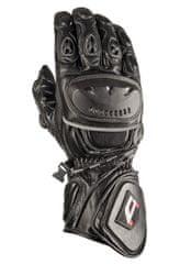 AKITO Moto rukavice SPORTMAX L čierne