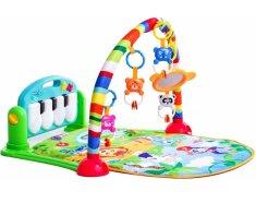 HUANGER hracia deka s pianom 3v1 DŽUNGĽA