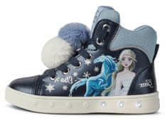 Geox Skylin J168WC 000NF C4231 magasszárú sportcipő lányoknak