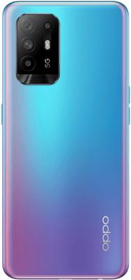 OPPO Reno 5Z 5G nejrychlejší internet výkonný telefon luxusní výbava procesor MediaTek Dimensity 800U 5G podpora 5G 30W rychlonabíjení reverzí dobíjení čtečka otisku prstů NFC trojnásobný fotoaparát 64 + 8 + 2 + 2 Mpx HDR OS Android 11 ColorOS 11.1 přední kamera 16Mpx panorama ultraširokoúhlý objektiv makro objektiv černobílý objektiv mono noční režim optická stabilizace obrazu luxusní design elegantní výkonný telefon 8GB RAM výkonná baterie dlouhá výdřž rychlý výkon 60Hz obnovovací frekvence vysoká vzorkovací frekvence bezrámečkový displej výkonný dostupný telefon rychlé nabíjení podpora 5G