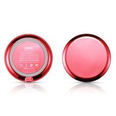 iMyMax Bezdrôtová rýchlonabíjačka 10W, Remax RP-W11 červená