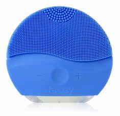 DeluxeCare sonična naprava za nego obraza FACEY, modra
